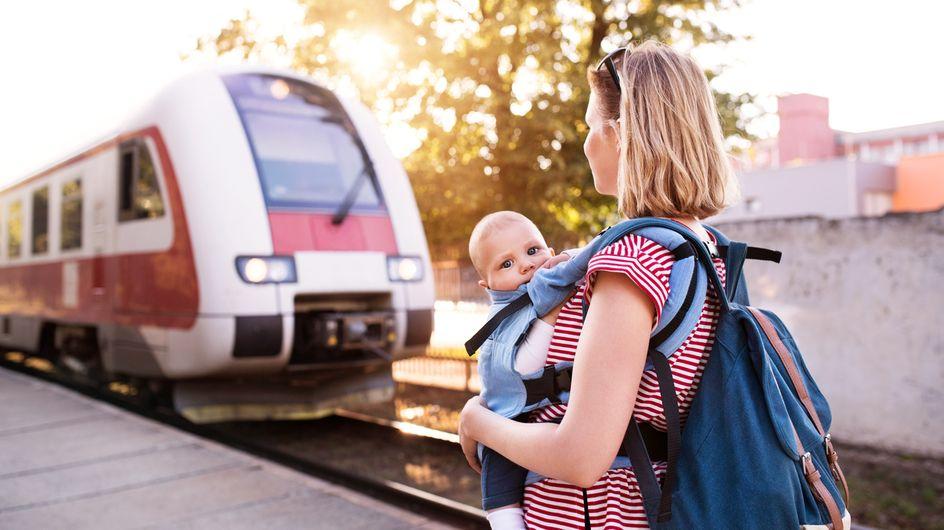 Consejos para mamás: qué equipaje llevar cuando viajas con bebés