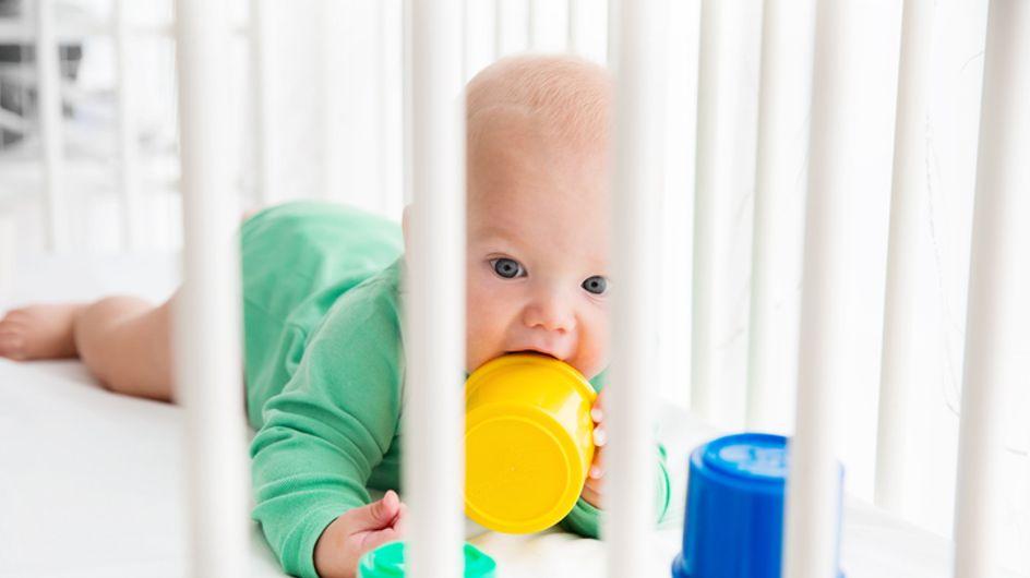 Cunas colecho: lo mejor para dormir junto a tu bebé