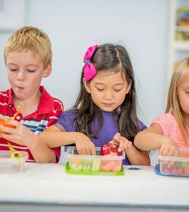 Tuppers para niños adorables y muy prácticos