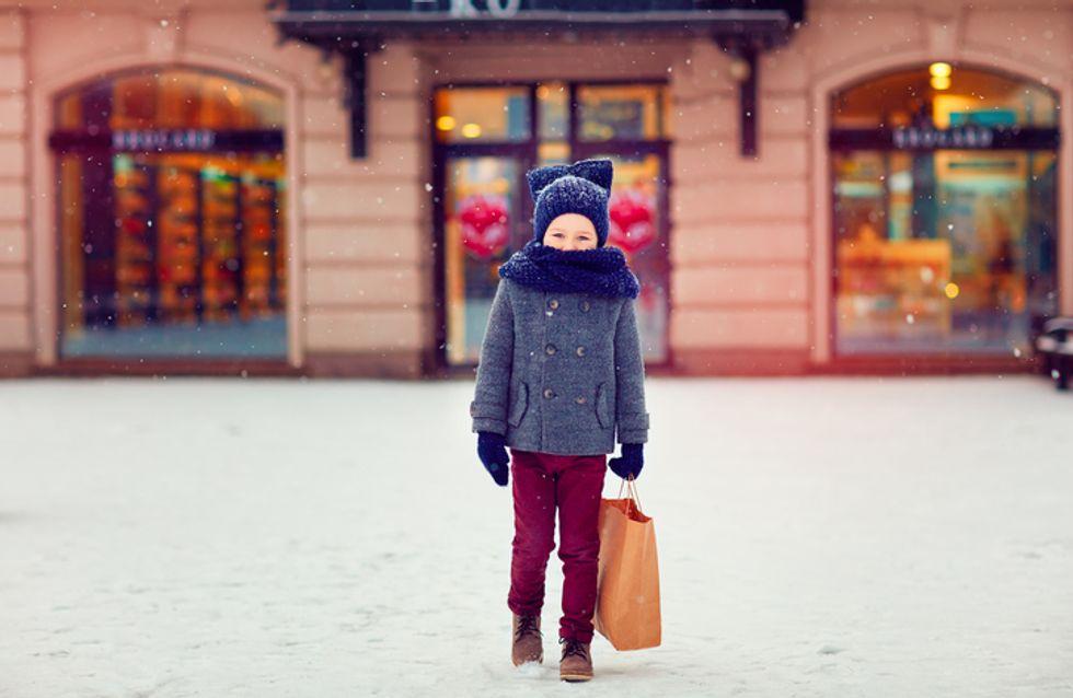Abrigos para niños de calidad por menos de 40 euros