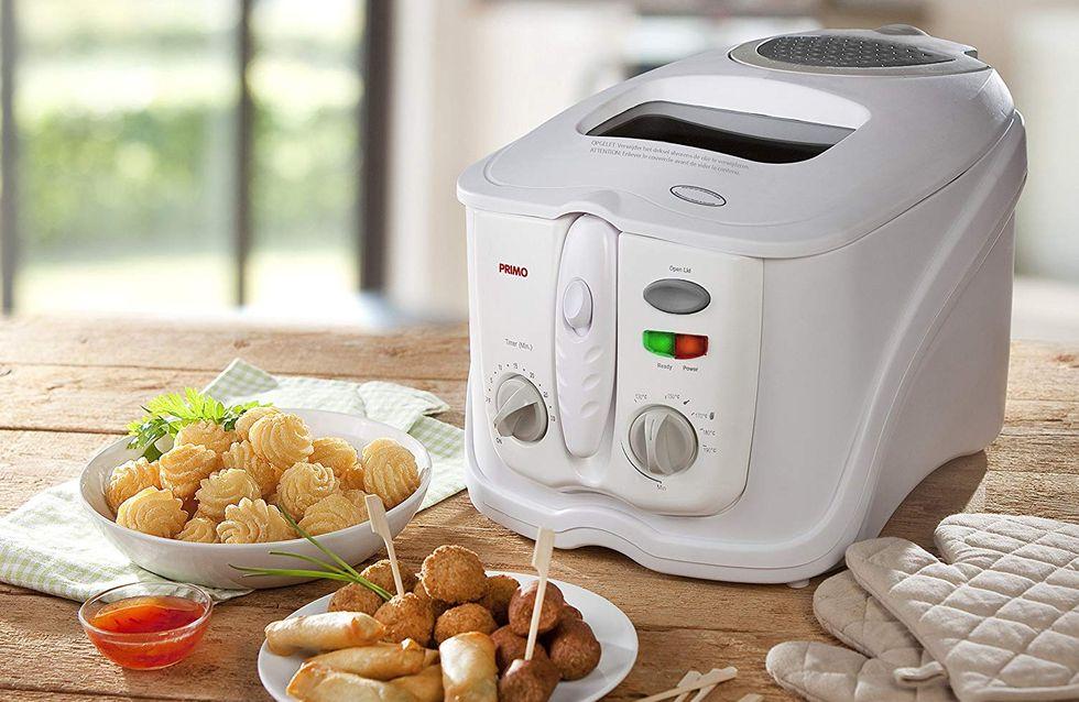 Des friteuses électriques à moins de 50 € pour les petits budgets et les grands gourmets !