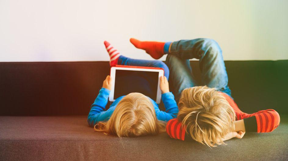 ¿Tablet para niños? Consejos para usarla de forma adecuada
