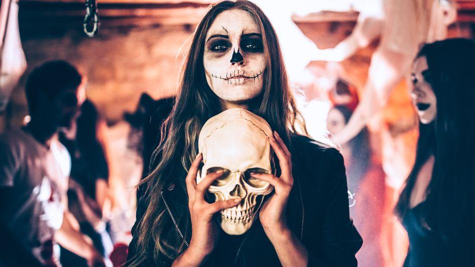 Pas le temps pour un maquillage d'Halloween ? Ces accessoires vont vous sauver !