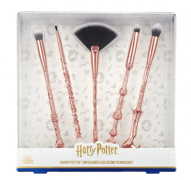 Pinceaux baguettes magiques, Boots & Warner Bros - 20£