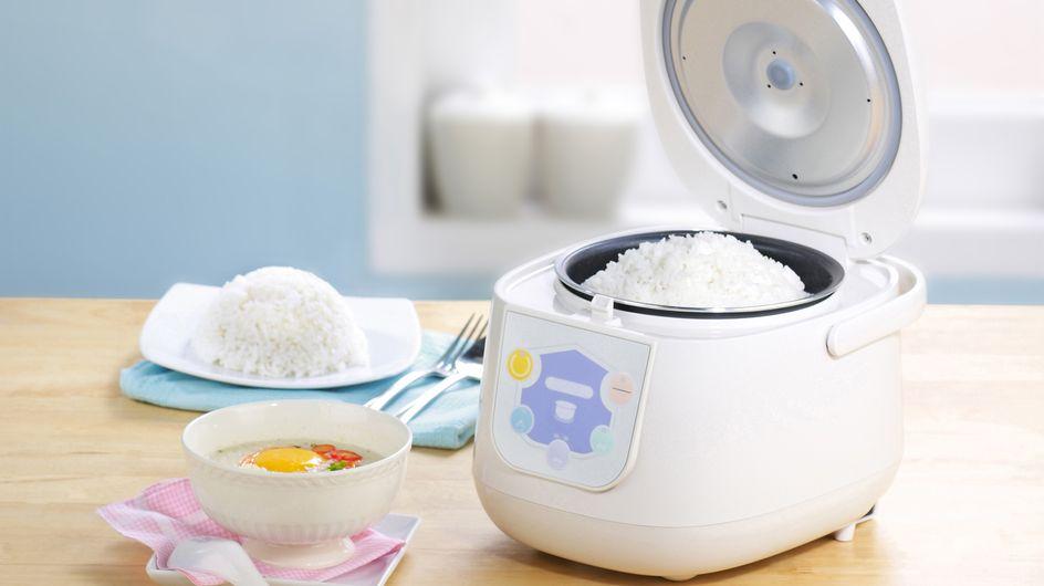 Choisissez le cuiseur à riz qui vous convient le mieux