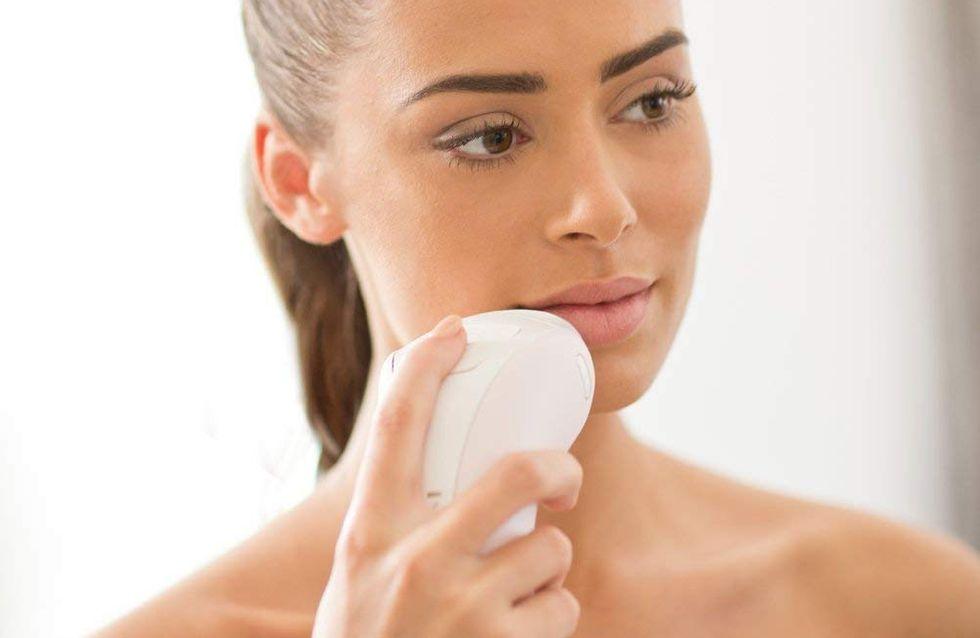 Maillot, visage, aisselles : l'épilation à lumière pulsée est-elle adaptée aux zones sensibles ?