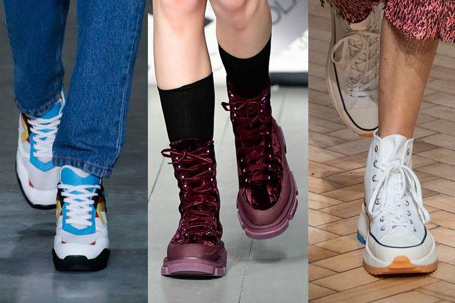 Schuhtrends 2019: Das sind die wichtigsten Trendschuhe 2019