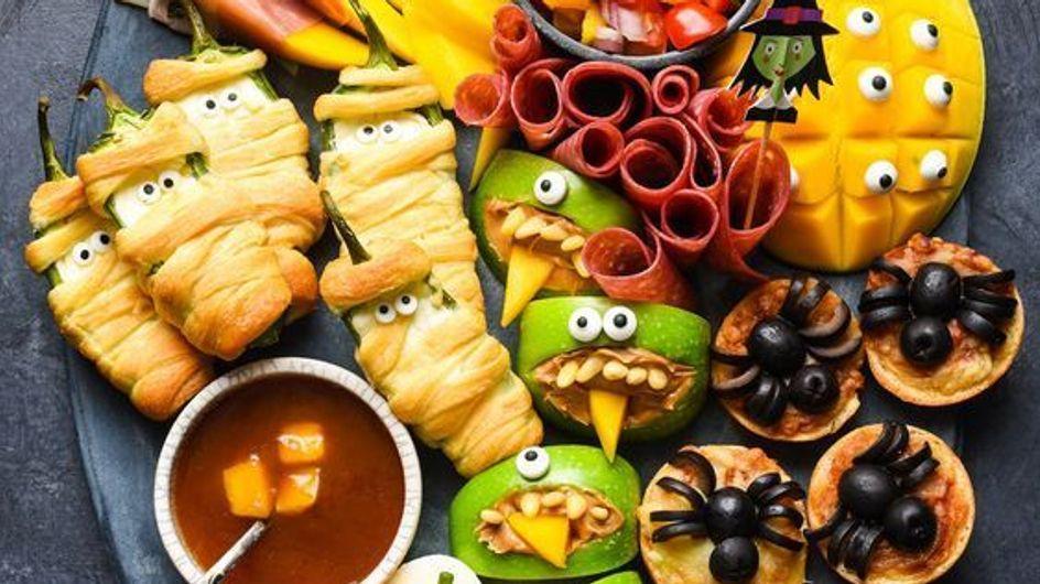 Dos aperitivos 'de miedo' para la noche de Halloween