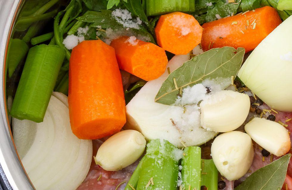 Viande et plats mijotés à la cocotte-minute