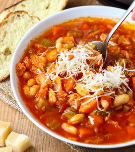 Légumes secs et céréales à la cocotte-minute