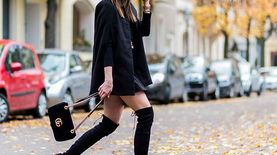 Overknees kombinieren: So stylst du die Trend-Stiefel alltagstauglich