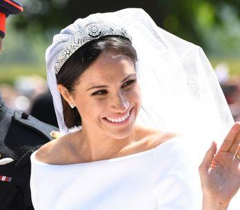 Meghan Markle raconte comment elle a choisi sa tiare de mariage et c'est digne d