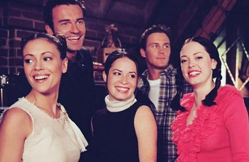Bientôt le retour de Charmed avec le casting original ? Holly Marie Combs répond !