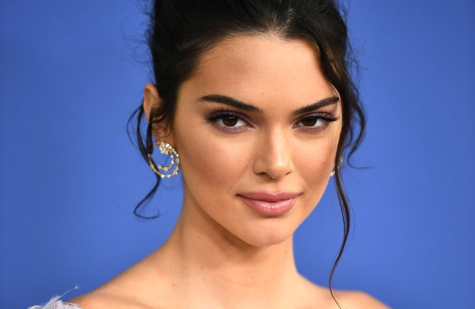 Canon ! Kendall Jenner passe au blond platine (Photos)