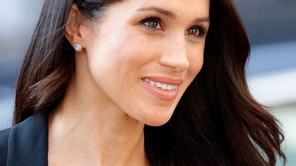 Maquillada en 5 minutos: estos son los secretos de Meghan Markle