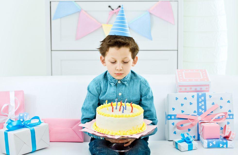 Personne ne vient à son anniversaire, grâce à Internet, la suite de l'histoire est incroyable