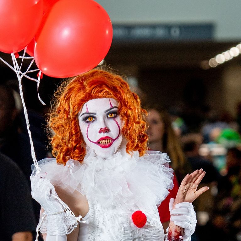 Trucchi Di Halloween Spaventosi.Halloween Make Up Tutorial Pennywise Lo Spaventoso Clown Di It