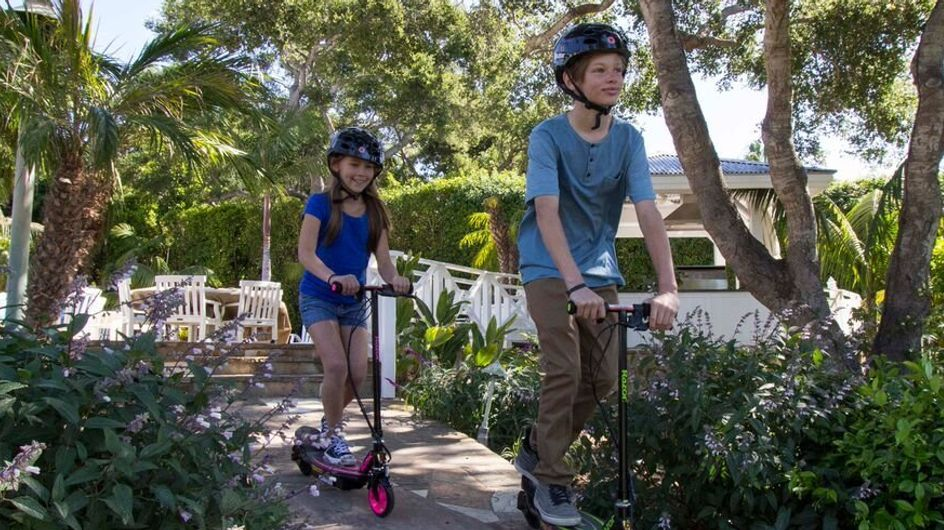 ¿Cómo elegir el mejor patinete eléctrico para los más pequeños?