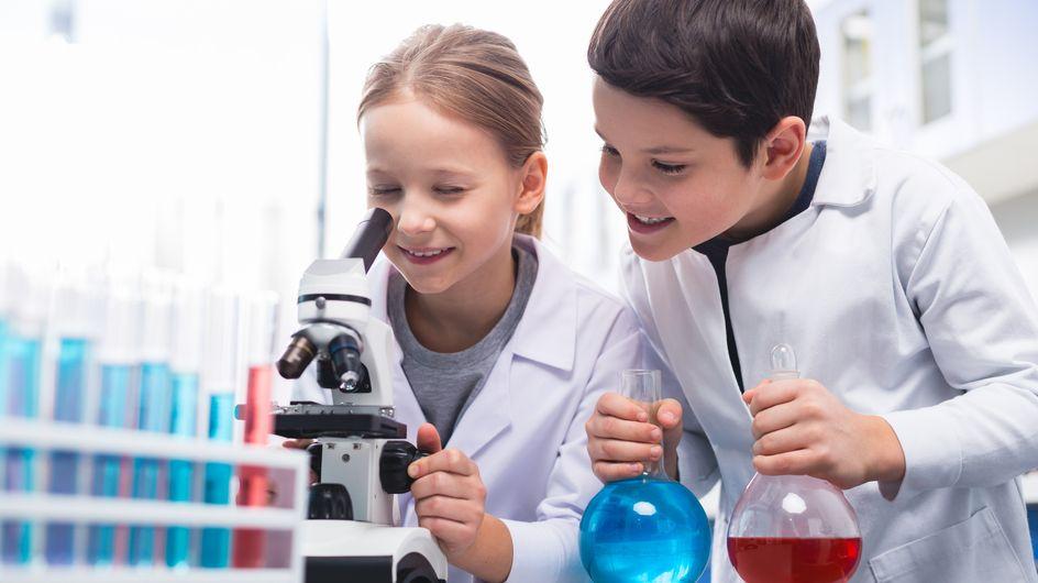 ¡Juguemos con la ciencia! 10 juguetes para pequeños científicos