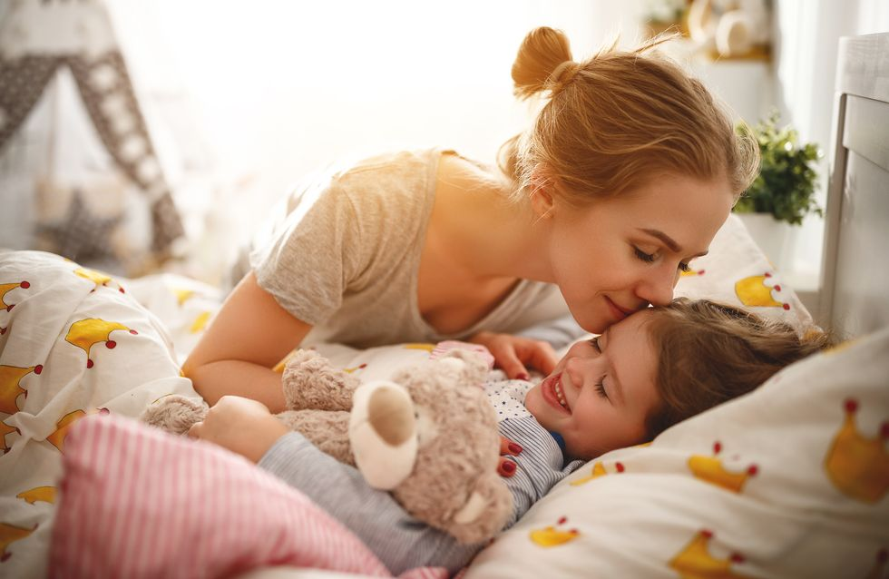 Pour réveiller un enfant, la voix d'une maman serait plus efficace qu'une alarme
