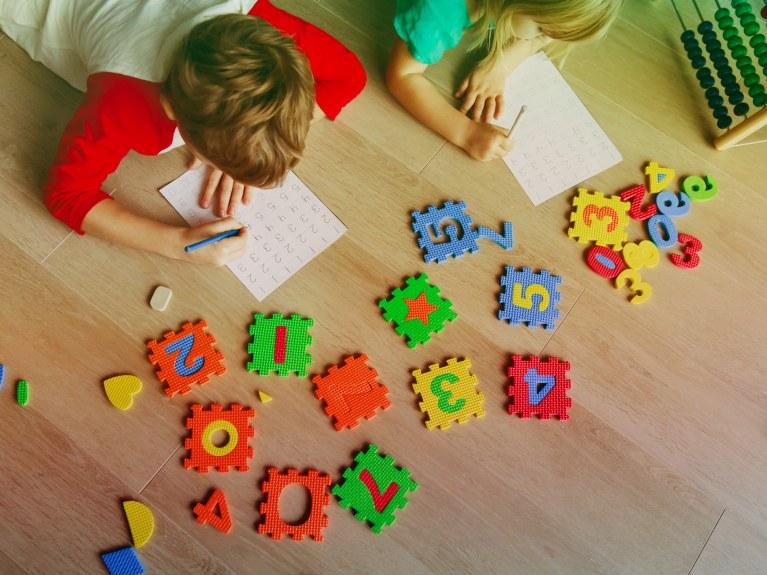 Para Niños Juguetes Mejores Matemáticos Los bg6yf7