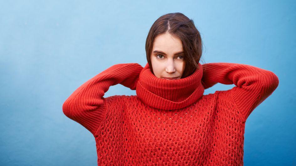 Dein Pulli ist statisch aufgeladen? Diese 6 Tipps machen Schluss damit