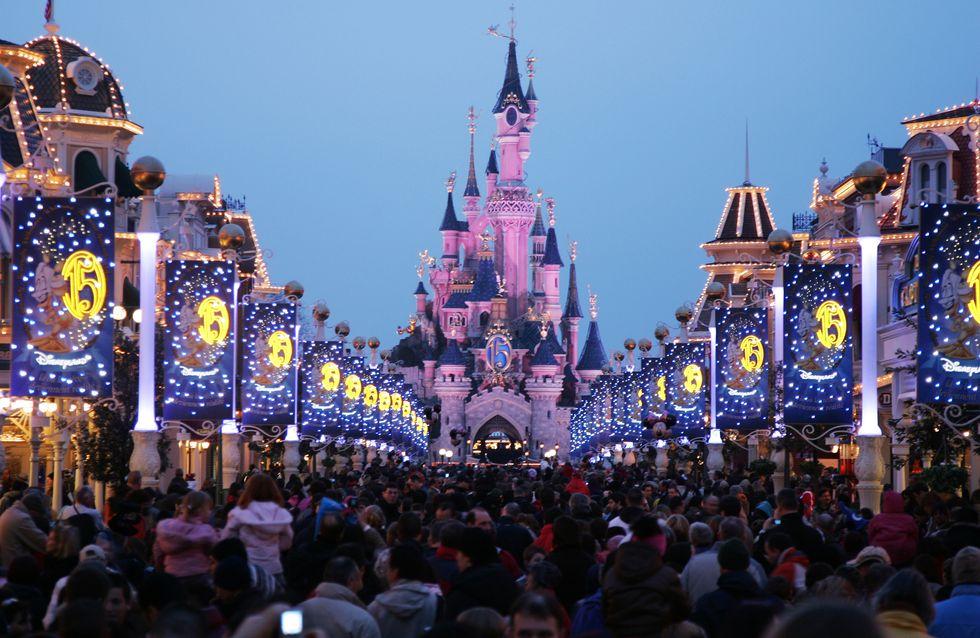 Disneyland Paris s'agrandit ! Découvrez les images des trois nouveaux univers
