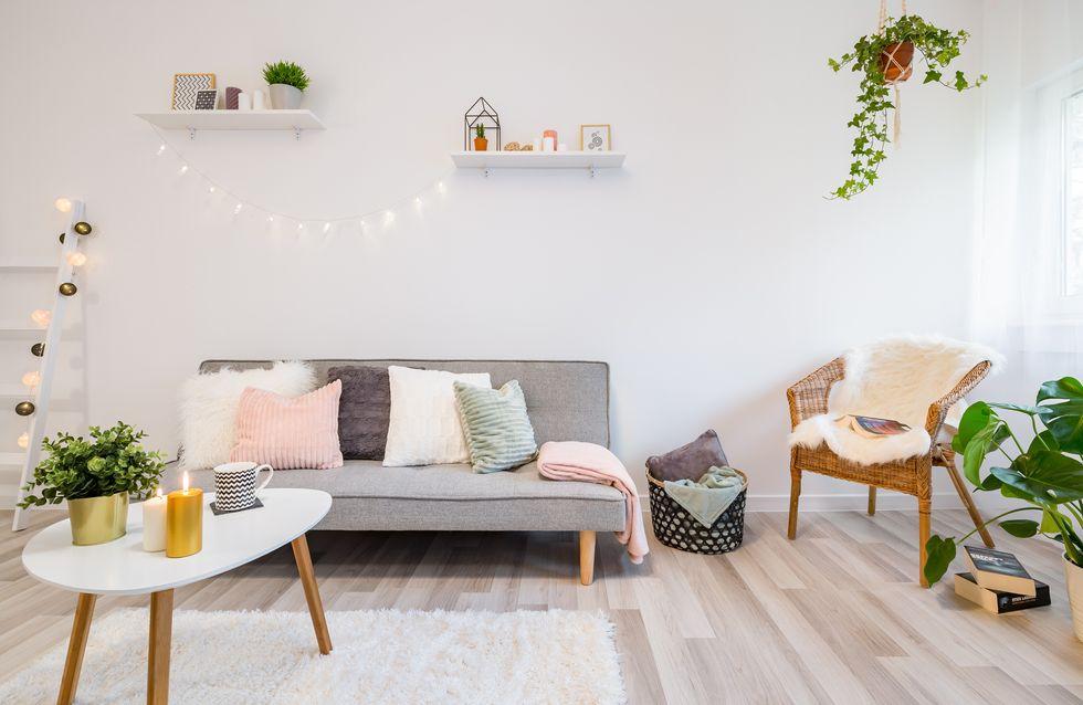 Consejos para redecorar tu salón sin gastar mucho dinero