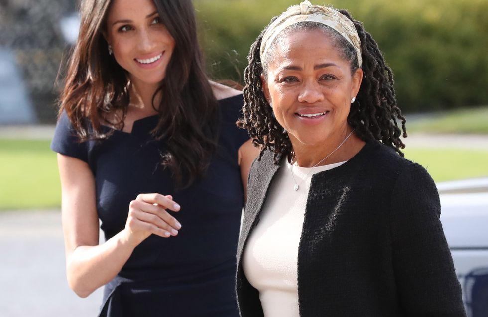 Ce privilège qu'a accordé la reine à la mère de Meghan Markle et même pas à Kate