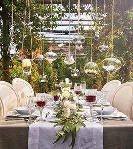 10 inspirations pour votre table de mariage