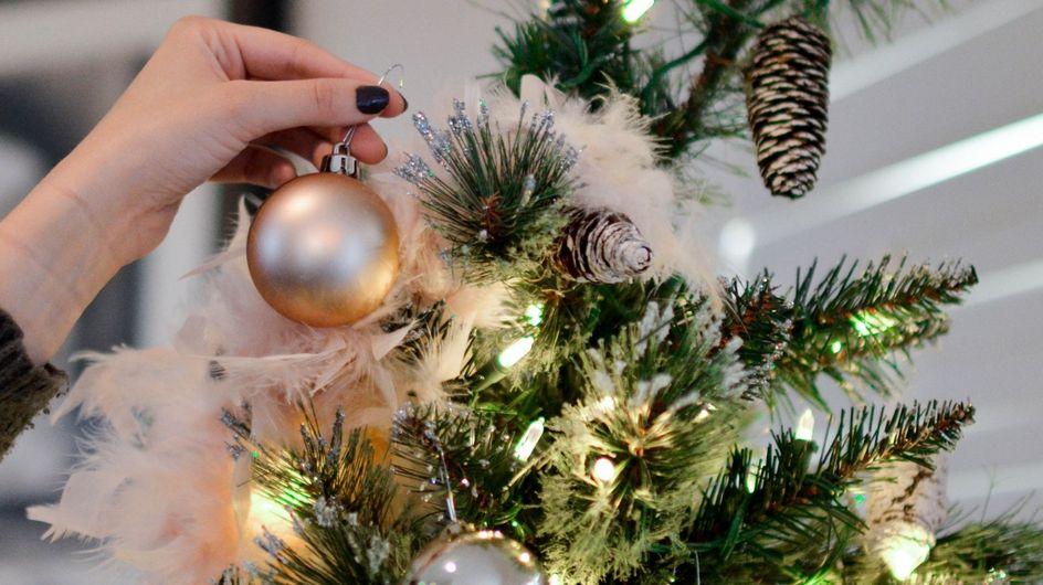 Queste 4 tendenze di decorazione per albero di natale renderanno le feste molto più stilose