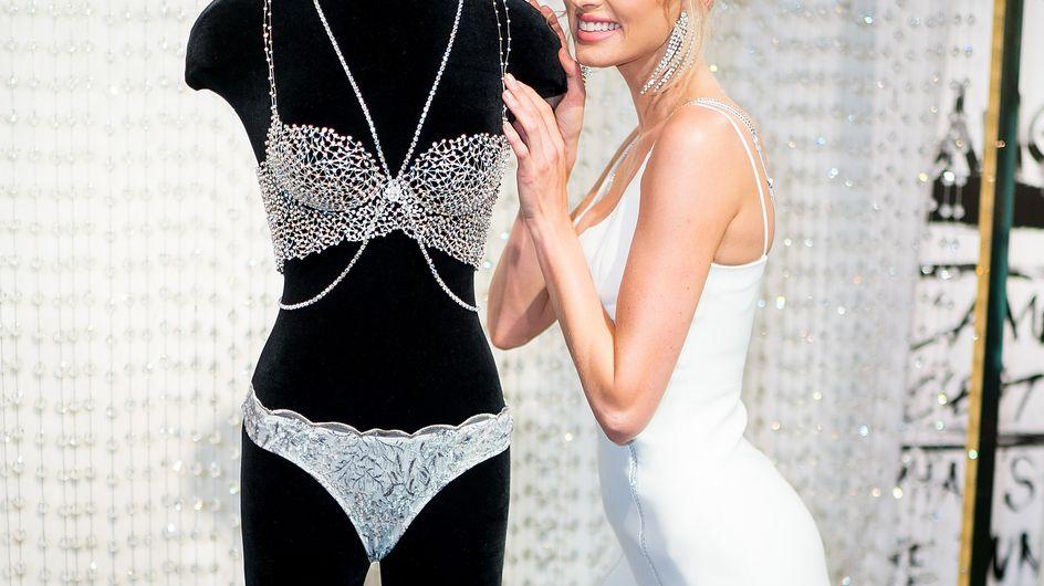 Victoria's Secret dévoile son Fantasy Bra à 1 million de dollars