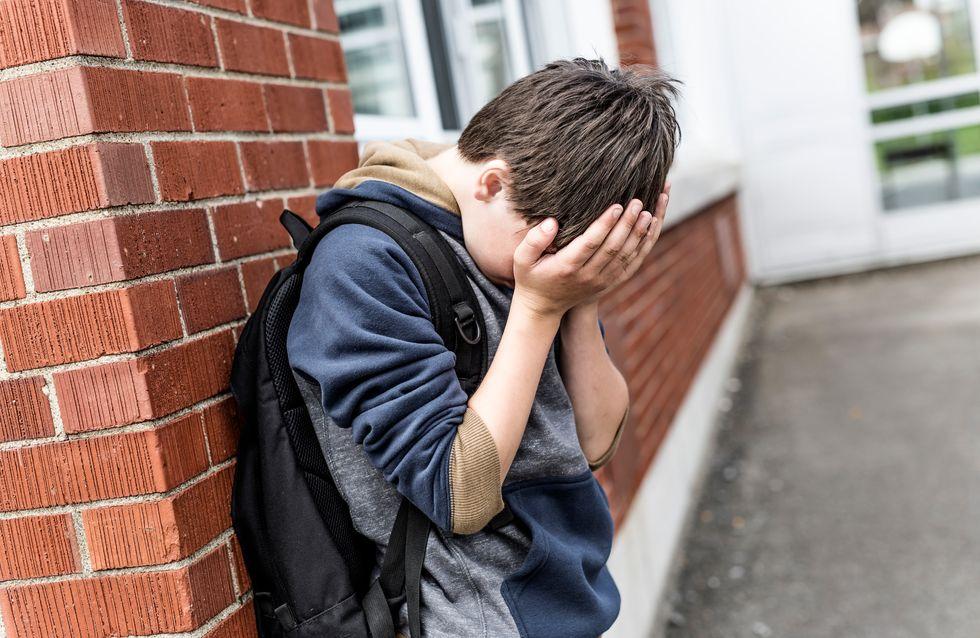 Harcèlement scolaire : la vidéo choc d'un petit garçon fait le tour du web