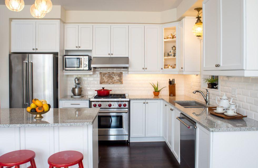 Ideas low-cost para decorar tu cocina y aprovechar el espacio al máximo