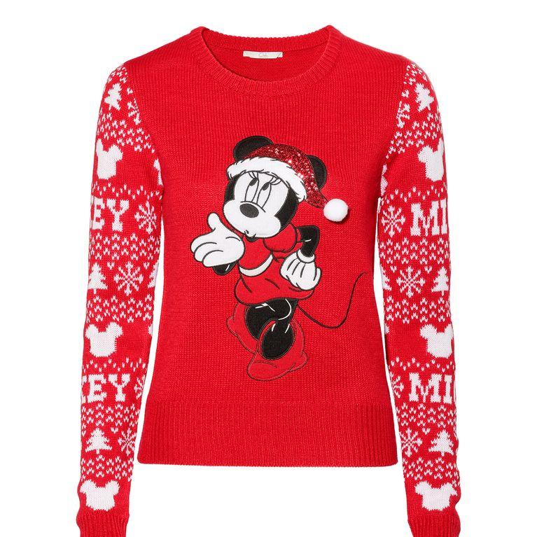attrayant et durable homme comment commander C&A sort des pulls de Noël Disney à petits prix et on les ...
