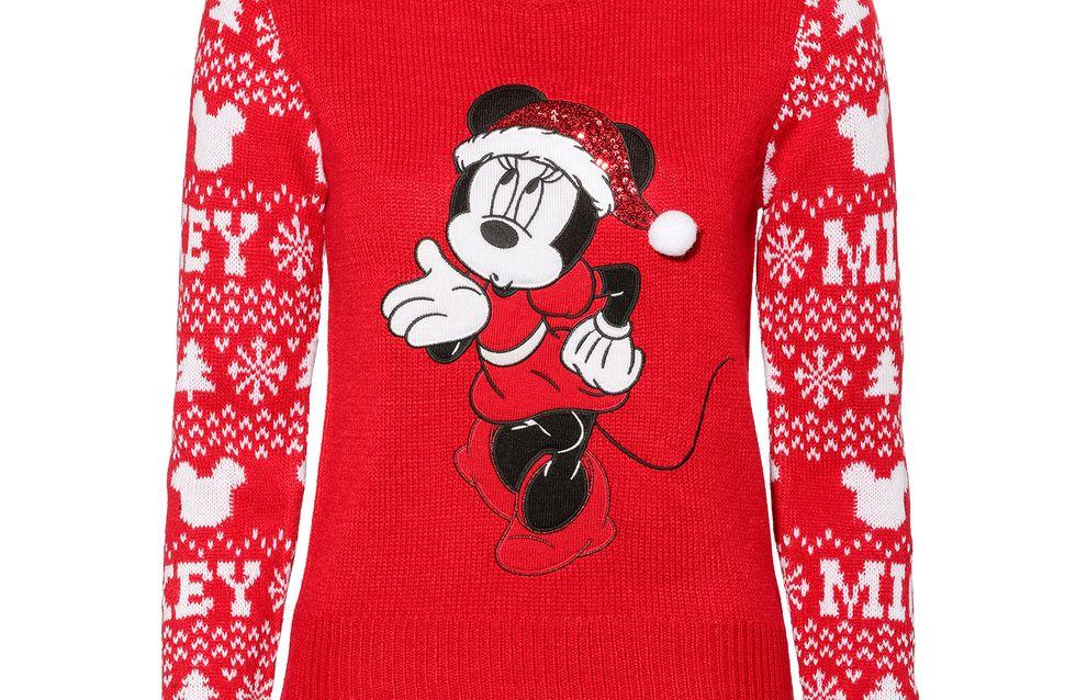 C&A sort des pulls de Noël Disney à petits prix et on les veut tous !
