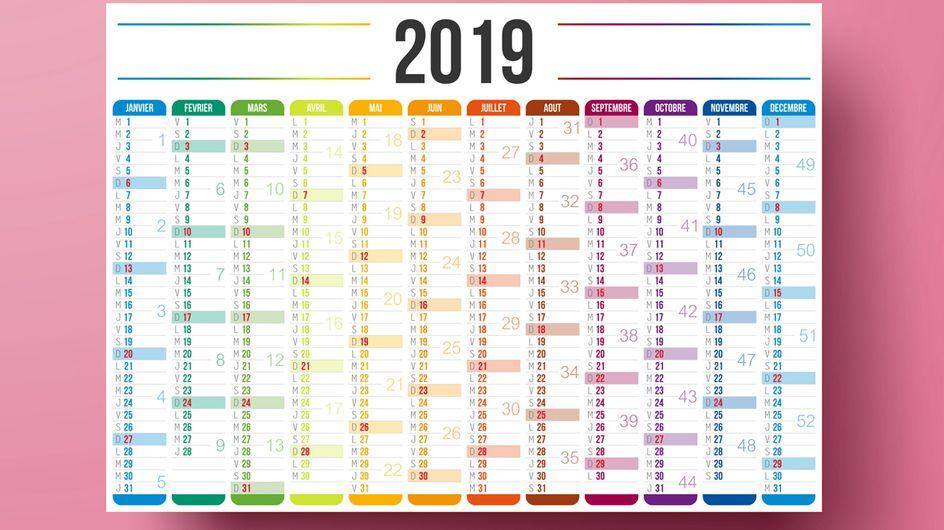 Brückentage 2019: So hast du mit 32 Urlaubstagen 67 Tage frei!