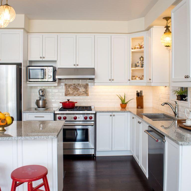Ideas low-cost para decorar tu cocina y aprovechar el espacio