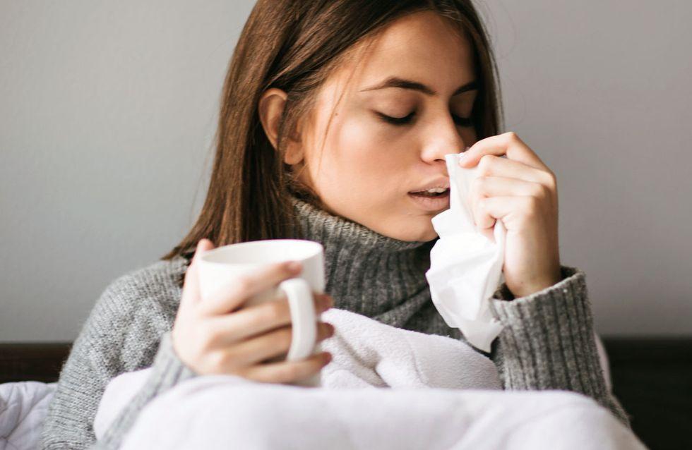 Die 5 besten Hausmittel gegen Erkältung: Die helfen wirklich!