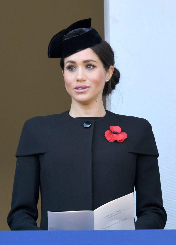Kate Middleton et Meghan Markle, un duo de charme pour le dimanche du souvenir