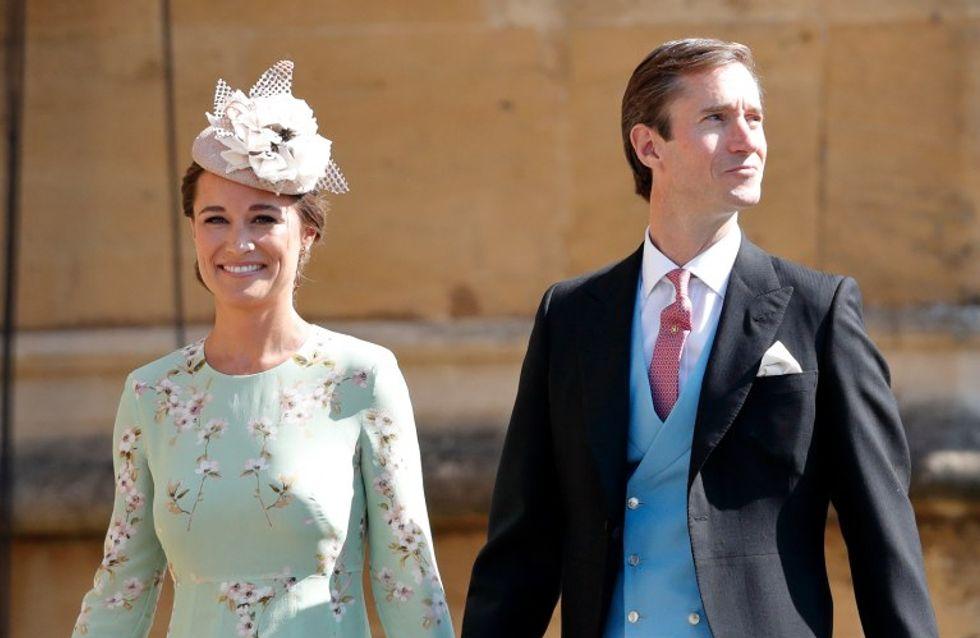 On connaît le prénom du bébé de Pippa Middleton et il est bien choisi !