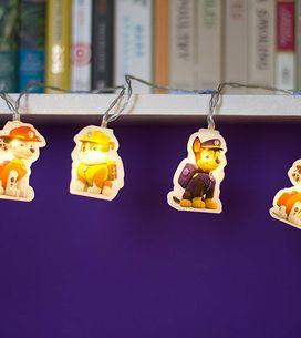 Les plus jolies guirlandes lumineuses pour la chambre des enfants