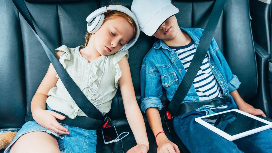 """""""Mama, ich muss mal!"""" 15 Anti-Stress-Tipps für lange Autofahrten mit Kindern"""
