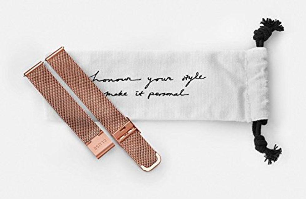 Une montre Cluse peut en cacher d'autres : amusez-vous avec les bracelets interchangeables