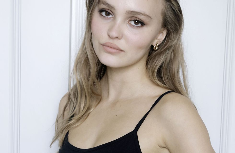 Lily-Rose Depp tente la frange, on adore le résultat (Photo)