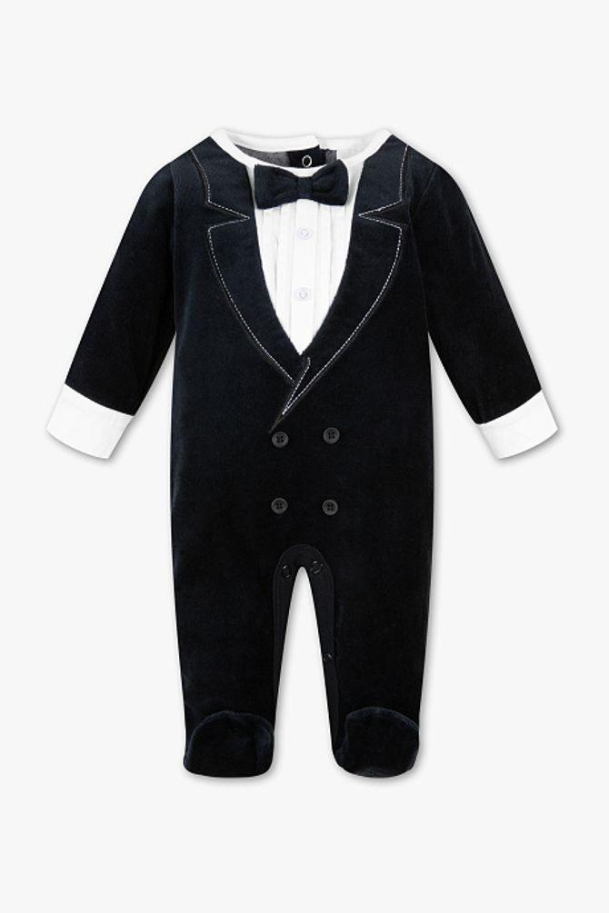 Pyjama pour bébé - 2-en-1- coton bio