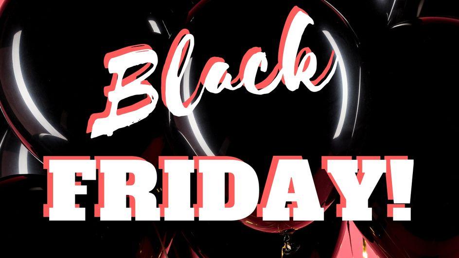 Black Friday: scopri la giornata mondiale degli sconti più pazzi!