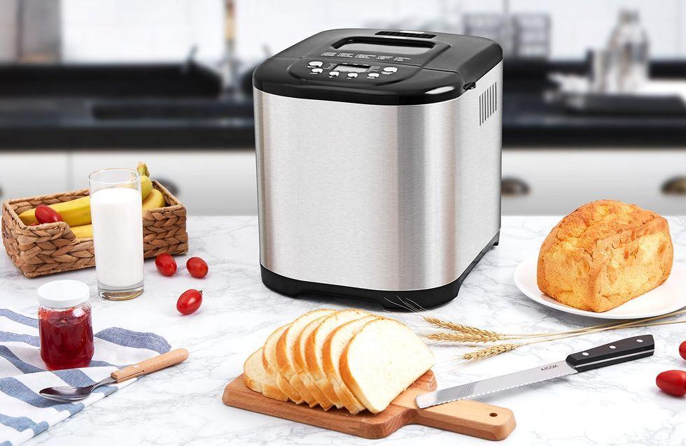 Nos machines à pain préférées