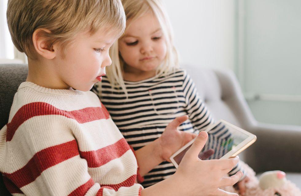 C'est prouvé, les enfants préféreraient les écrans aux bonbons