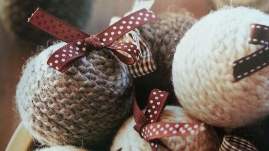 Palline di Natale fai da te: 5 idee semplici da realizzare per un albero di Natale davvero unico!
